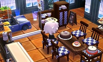 カフェ部屋