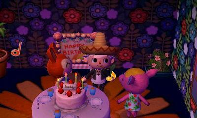 ジェシカさん誕生日