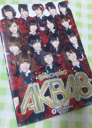ぱちんこAKB48:小冊子
